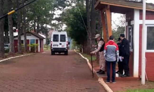 Allanaron el depósito de la Prefectura en Puerto Iguazú