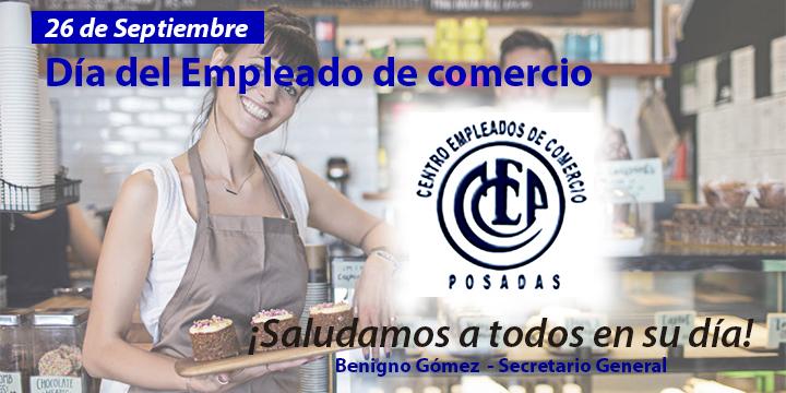 ¿Por qué el día de las empleadas y empleados de Comercio es el 26 de Septiembre?