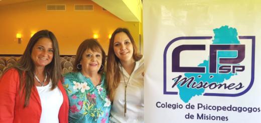 """Colegio de Psicopedagogos de Misiones realizó la charla: """"Educar entre todos, familia y escuela"""""""