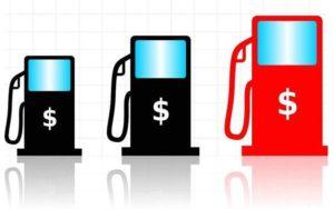 Hoy aumentaron de nuevo los combustibles en todo el país hasta un 12%