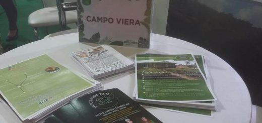 Campo Viera promociona sus atractivos turísticos y la Fiesta Nacional del Té en la Feria Internacional de Turismo