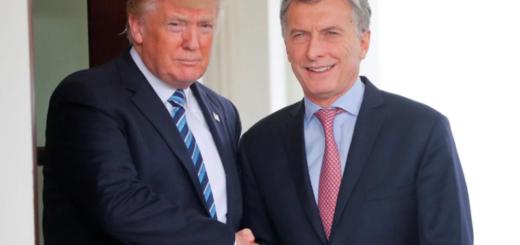 Macri se comunicó con Trump y recibió su apoyo para la negociación con el FMI