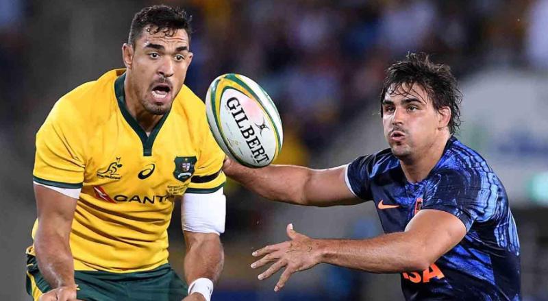 Histórico triunfo de Los Pumas ante Australia en el Rugby Championship