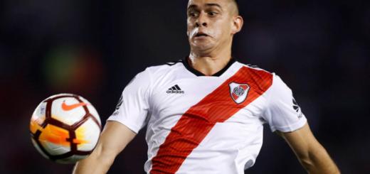 Denunciaron a Rafael Santos Borré, jugador de River por violencia de género