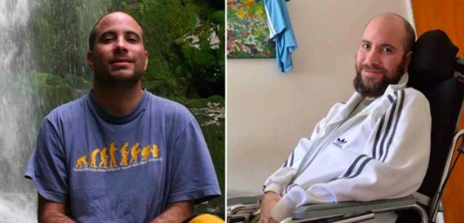 Tiene 36 años, no puede moverse y pide la eutanasia: «No le veo mucho sentido a estirar la agonía»