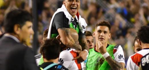 Enzo Pérez explicó en las redes sociales su polémica frase sobre la hinchada de Boca en la Bombonera