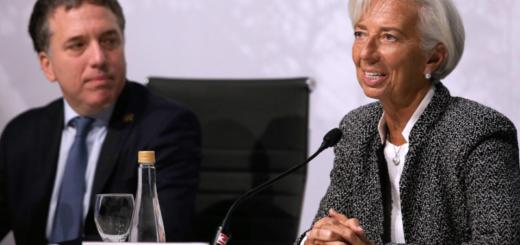 Nicolás Dujovne y Christine Lagarde anunciarán hoy el nuevo acuerdo con el FMI
