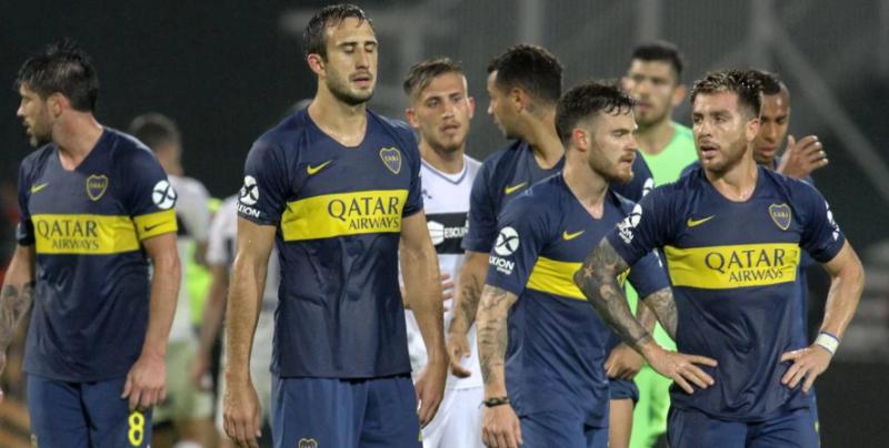 Lluvia de memes para Boca tras quedar eliminado de la Copa Argentina
