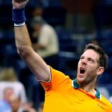 US Open: Juan Martín del Potro pasó con esfuerzo a John Isner y está en la semifinal