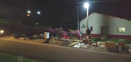 Caen los sospechosos de haber desvalijado una casa en Villa Bonita