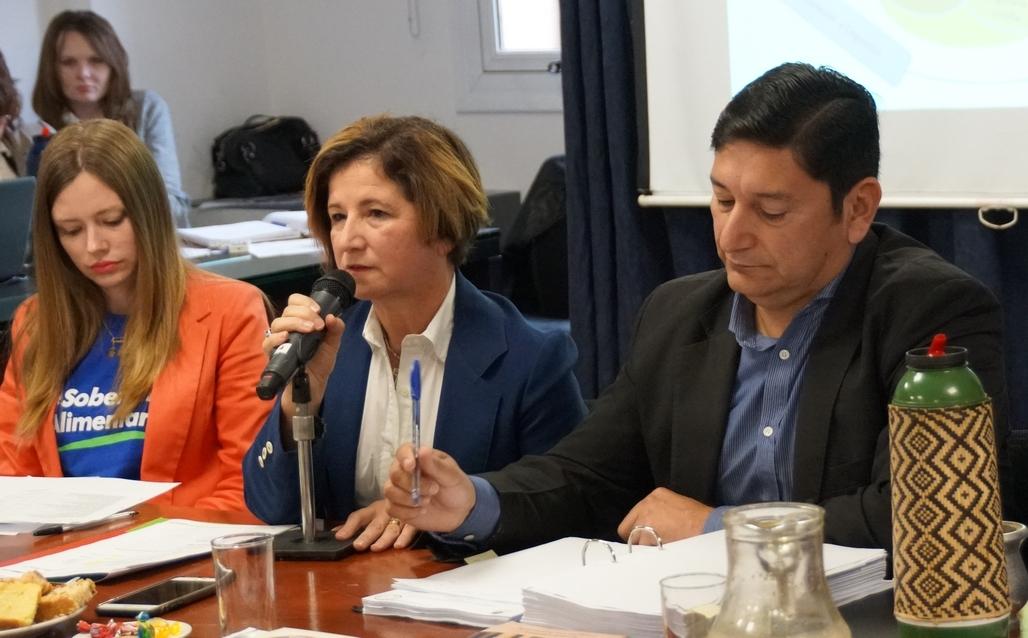 Acceso a tierra, agua y semilla: las prioridades que seguirá Agricultura Familiar para propiciar la soberanía alimentaria