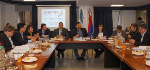 El ministerio de Gobierno tendrá el 9 por ciento del presupuesto general de la provincia