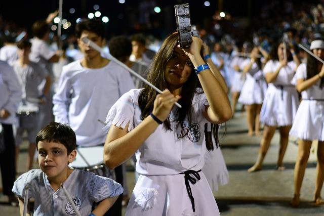 Con ritmo y entusiasmo se desarrolló la segunda noche de #Estudiantina2018