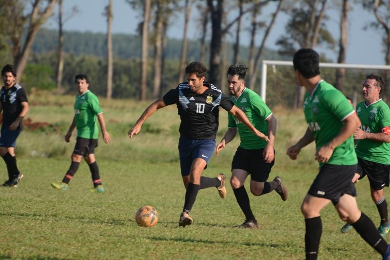 ACIADep: se jugó la novena fecha del Torneo Clausura