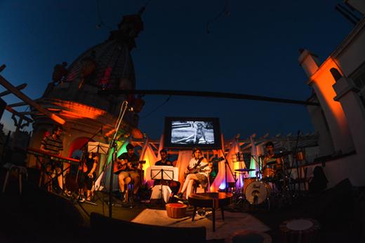 Música para Volar + Kubrick llega a Posadas
