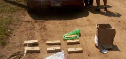 Luego de una investigación de 4 meses, capturan a un narco en Garupá: tenía 20 kilos de marihuana en el auto