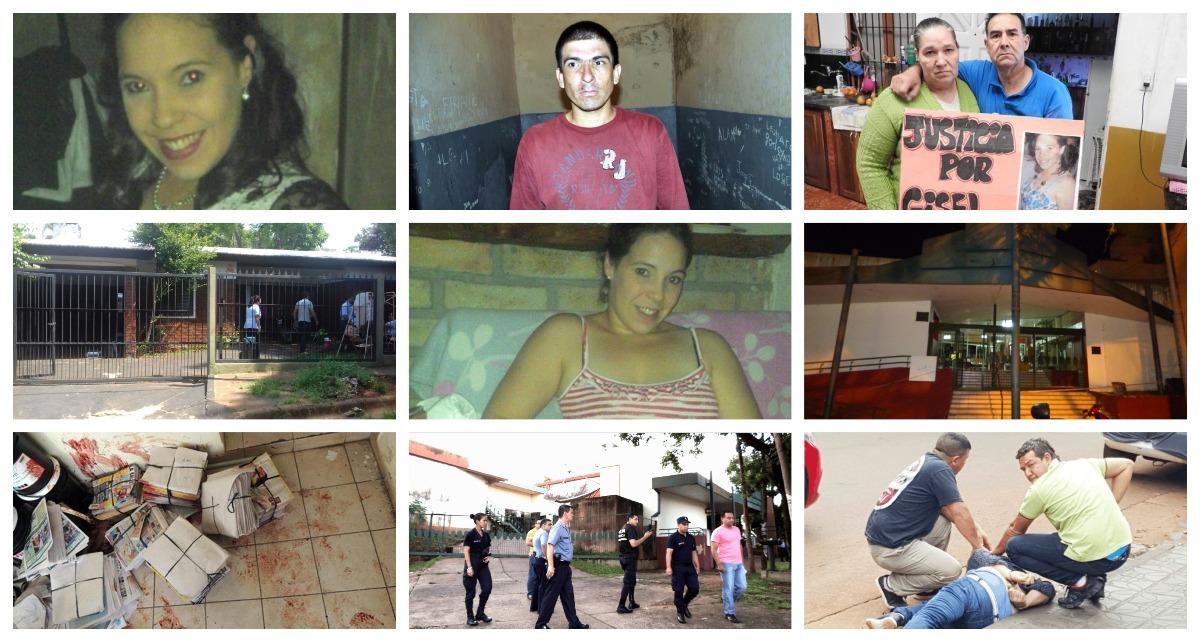 EXPEDIENTES 41, la muerte de Gisel: la defensa de Ruiz Díaz dice que está probado que fue la chica la que empezó la pelea que terminó en tragedia