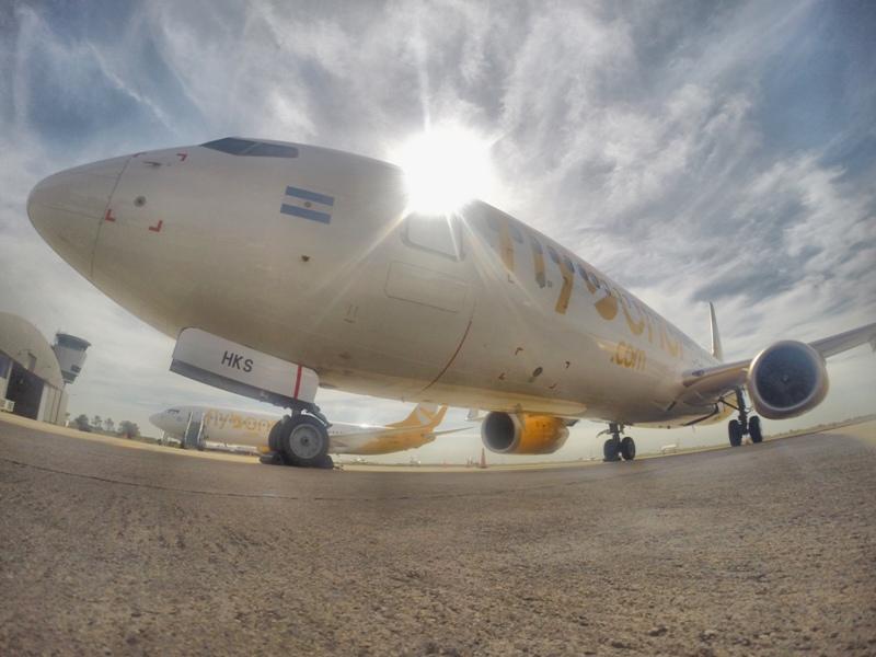 Flybondi lanza una nueva ruta de cabotaje que unirá Córdoba y Corrientes