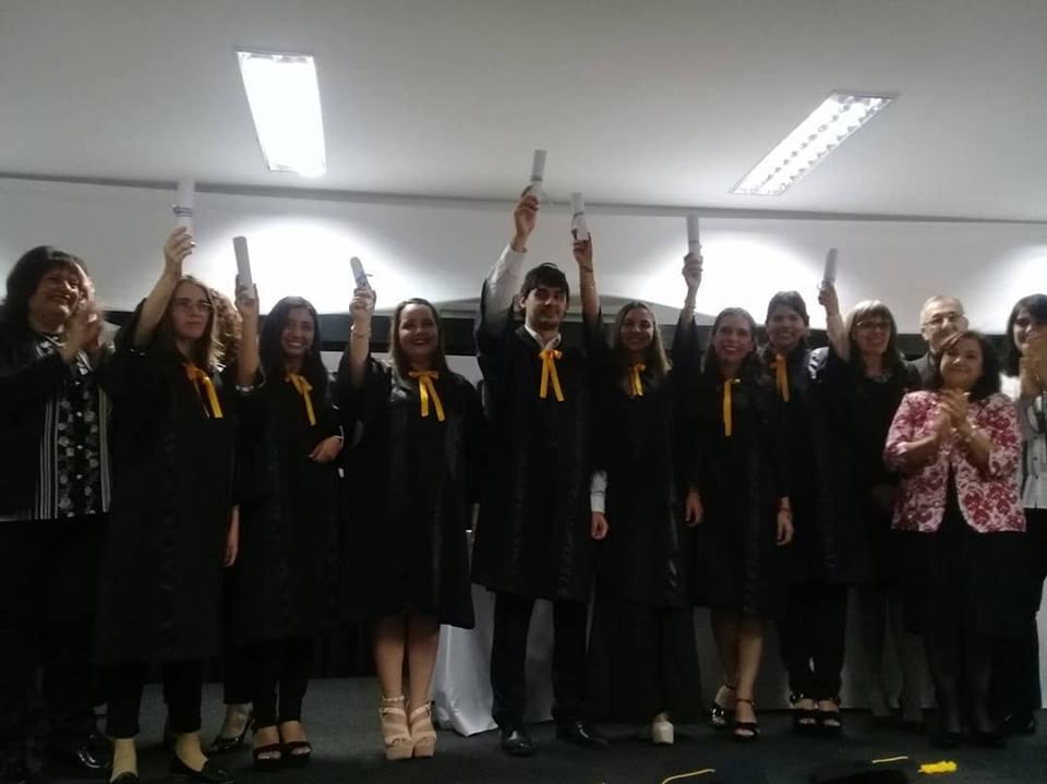 La Universidad Católica de las Misiones – UCAMI – celebró su primer Acto de Colación de Graduados