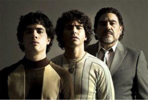 """Un ex """"Chiquititas"""" que se alejó de la televisión, ahora se convertirá en Diego Maradona"""