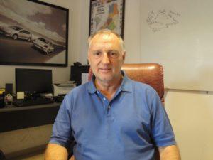 Guccione afirmó que los problemas a la falta de agua en Posadas y Garupá se están resolviendo progresivamente