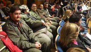 Trabajo postergó para el 11 de octubre la reunión de conciliación obligatoria de Ecología con guardaparques