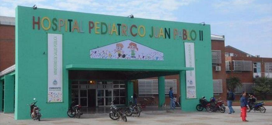 Corrientes: debieron amputarle la pierna a un nene de 12 años tras haberle caído una pared encima
