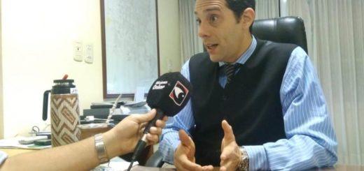 """Marcelo Pérez: """"Son tiempos económicos difíciles  y apelamos a la responsabilidad de todos los actores de la comunidad para mantener la paz social"""""""