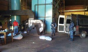 Puerto Iguazú: Quemaron droga valuada en 168 millones de pesos