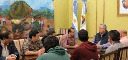 Interzafra: Passalacqua encabezó una reunión con el Gabinete provincial para avanzar en respuestas al reclamo de los tareferos