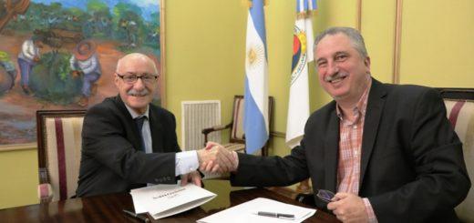 Passalacqua firmó convenios con el CFI por 82 millones de pesos para Pymes y proyectos culturales