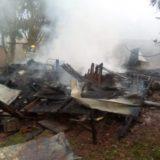 Iguazú: bomberos sofocaron incendios de Viviendas