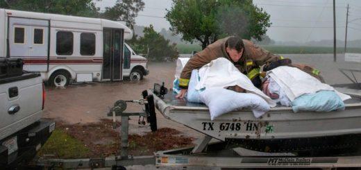 Ya son 13 los muertos por el Huracán Florence, que pasó a ser tormenta tropical
