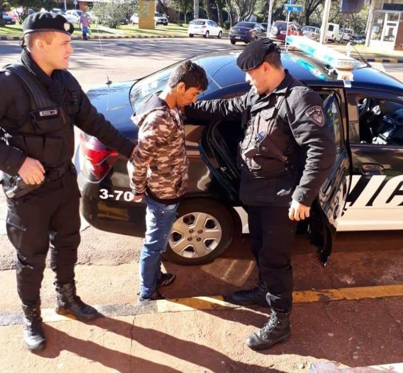 Detuvieron a «Manolito» Méndez por el robo de la caja fuerte con casi medio millón de pesos en Corpus