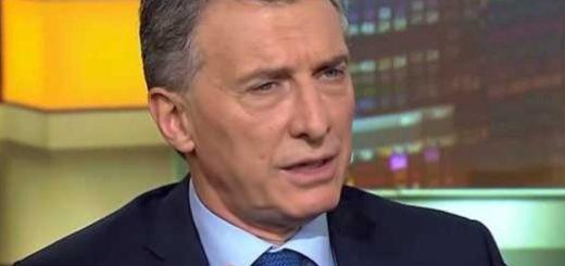 """Macri sobre la renuncia de Caputo: """"No tenía vocación de ejercer ese cargo, fue un gesto patriótico"""""""