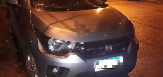 Posadas: apareció abandonado en Villa Cabello el auto robado a la contadora del Madariaga