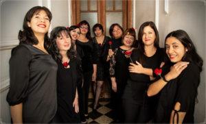 """Misioneras presentarán el espectáculo """"Mujeres en el Tango"""""""