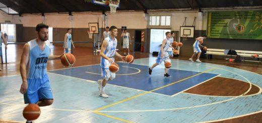 Básquet: OTC comenzó los entrenamientos pensando en La Liga Argentina
