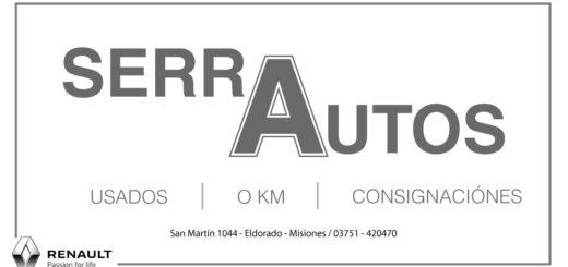 SerrAutos saluda a Eldorado por su día con las mejores opciones para tener el vehículo que tanto soñó