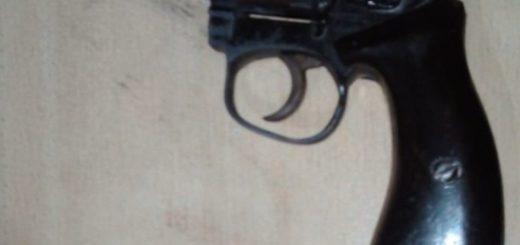 Posadas: detuvieron a un hombre que discutió con su pareja y hasta habría disparado para intimidarla
