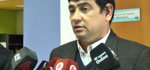 Losada negó ajustes o nuevas reducciones en áreas de la Municipalidad de Posadas