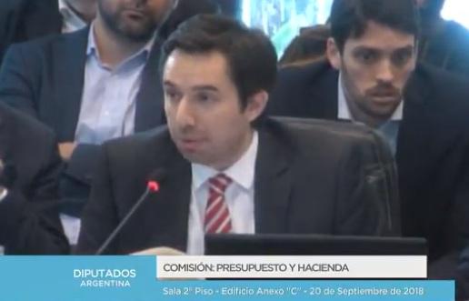 VIVO Presupuesto 2019: el equipo del Ministerio de Hacienda defiende el proyecto ante los diputados nacionales
