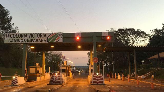 Conflicto del peaje de Colonia Victoria: hubo acuerdo y los vecinos tendrán 20 pases por mes a 7 pesos cada uno