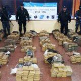 Narcotráfico en Misiones: en lo que va de 2018, la Policía ya decomisó 15 toneladas de marihuana, detuvo a casi 290 personas e incautó 75 vehículos de traficantes