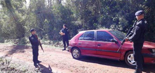 La Policía incautó otro vehículo utilizado para el tráfico ilegal