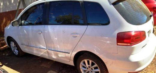 Compró un auto a través de Facebook, llevó a hacer la VTV y se enteró que era robado