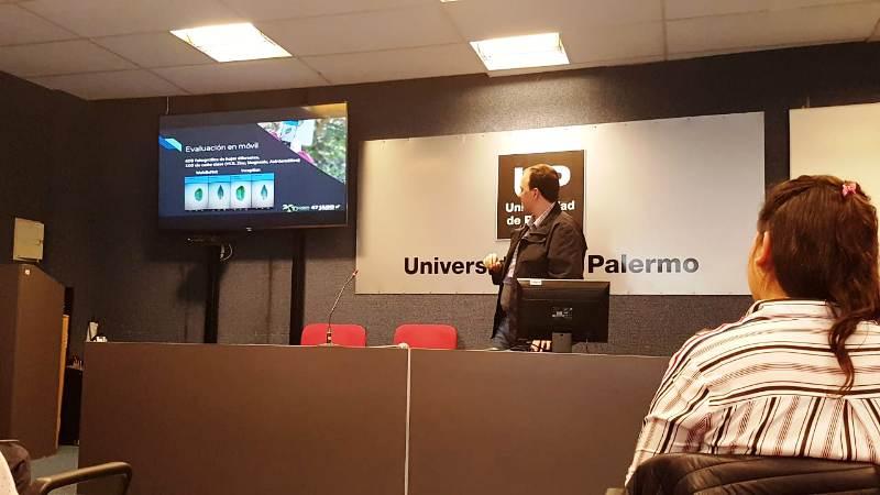 Becario del CEDIT ganó el primer premio en el décimo Congreso Argentino de Agroinformática
