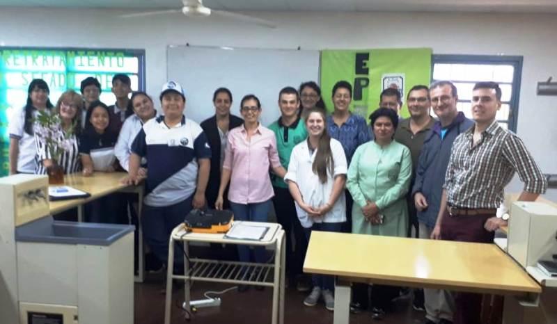 Olimpiadas de química, proceso y alimentos: Alumnos de la EPET 10 de Puerto Rico y 36 de Posadas clasificaron al nacional