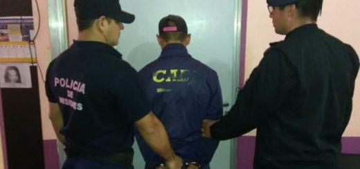 Dos violentos detenidos en Aristóbulo del Valle: uno violó una prohibición judicial