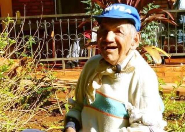 Falleció «Lupo», un entrañable personaje de Eldorado
